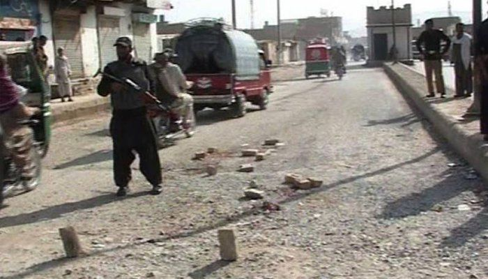 QUETTA: At least eight people were killed in firing in two groups on land conflicts in Chhattisgarh of northwestern Balochistan province...