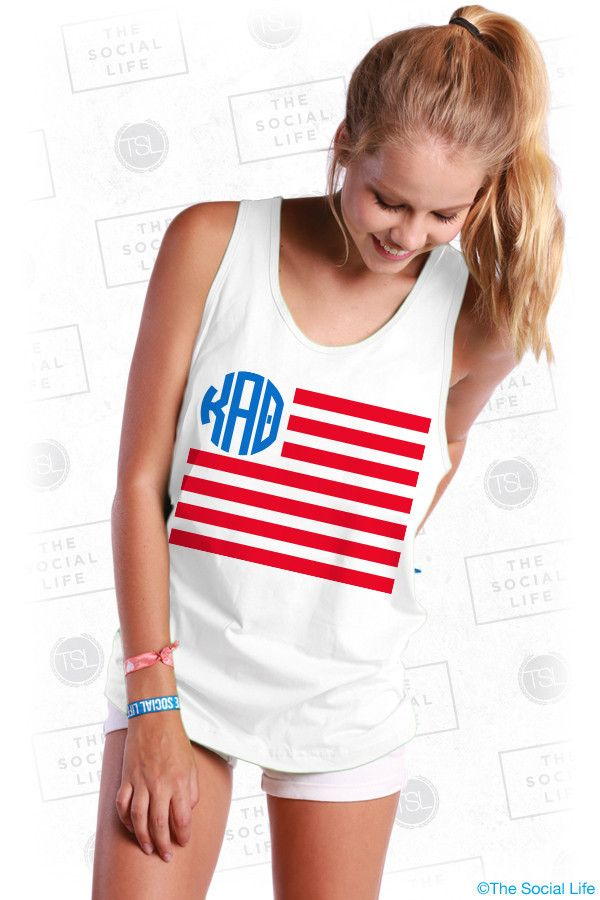 45 best t shirt ideas images on pinterest kappa alpha for American apparel sorority shirts