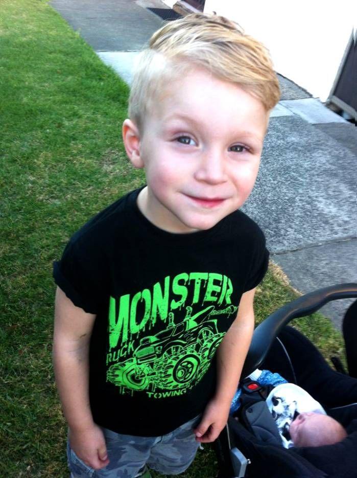 Three Year Old Boy Haircut