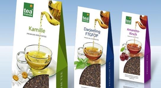 new Tea packaging