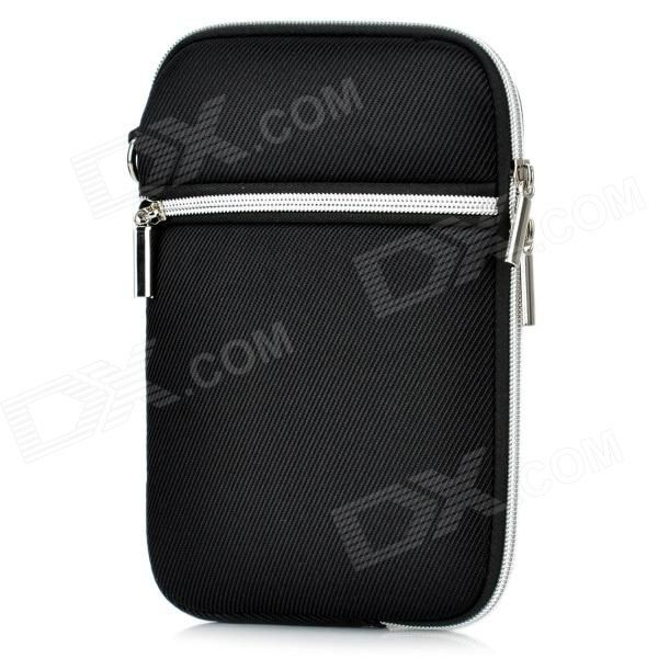 """Protective Padded Zippered Inner Bag for All 7"""" Tablet PCs - Black Price: $8.30"""
