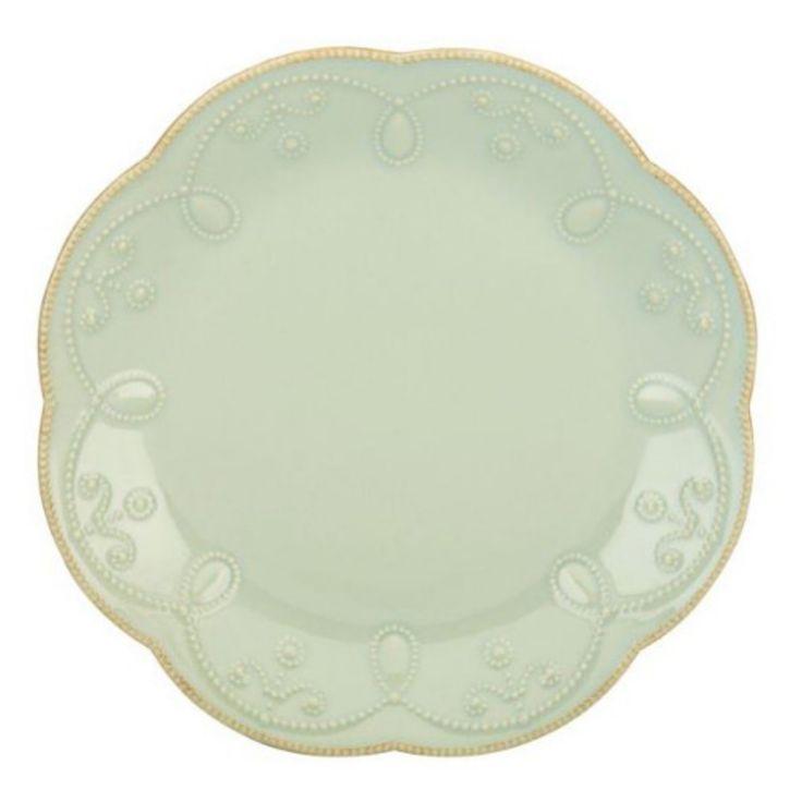 Lenox French Perle Blue Dinner Plate - Set of 4 - LNOX2332