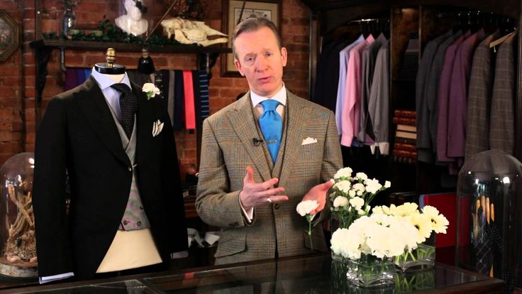 The etiquette of wedding buttonholes.....