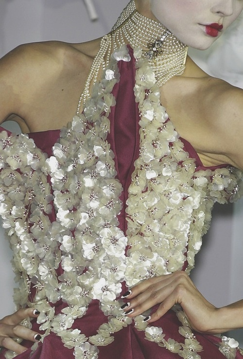 Details at Christian Dior