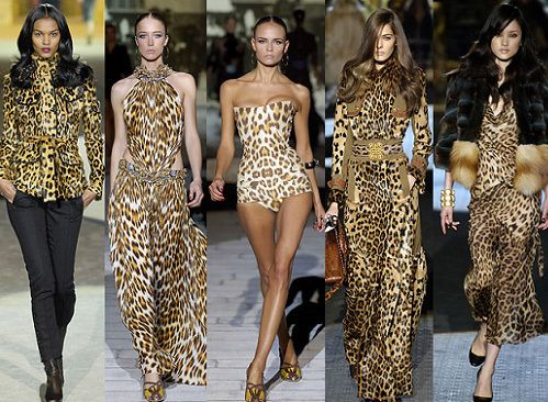 Qupid Blog: Wild in Leopard