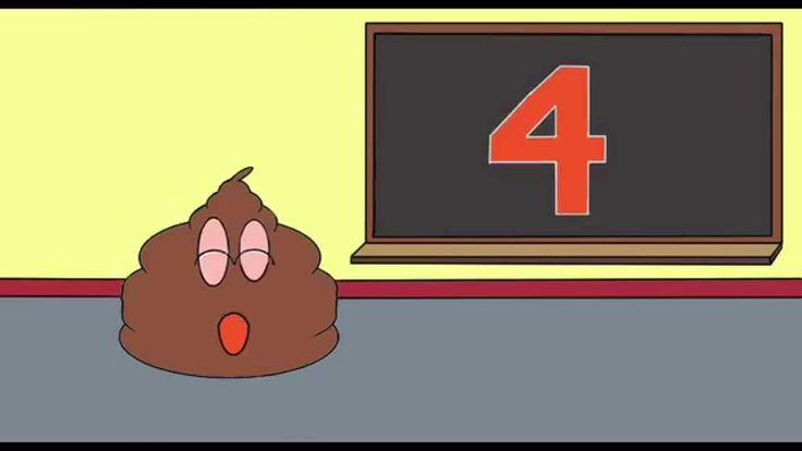 Counting with Mr. Poo!