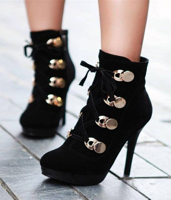 1000  images about Shoes on Pinterest | Pump, Black high heels and ...
