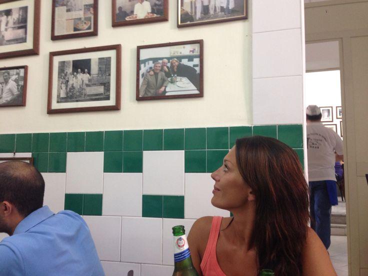В легендарной пиццерии Неаполя