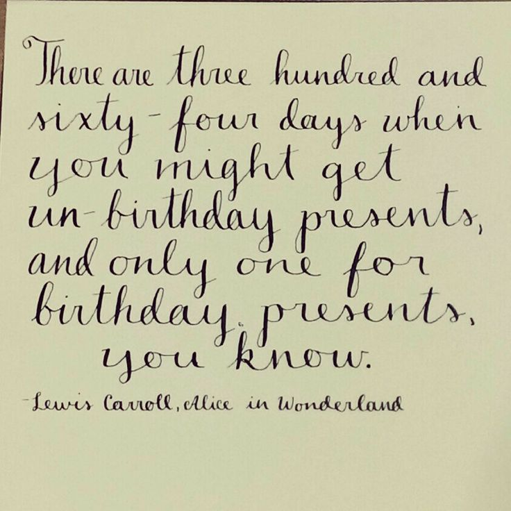 Quotes From Alice In Wonderland: Alice In Wonderland Birthday Quotes. QuotesGram