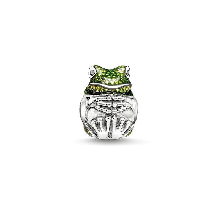 Bead Green Frog – K0167 – Women – THOMAS SABO