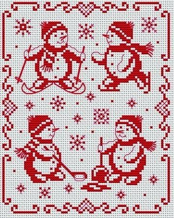 Cross-stitch / Cross stitch
