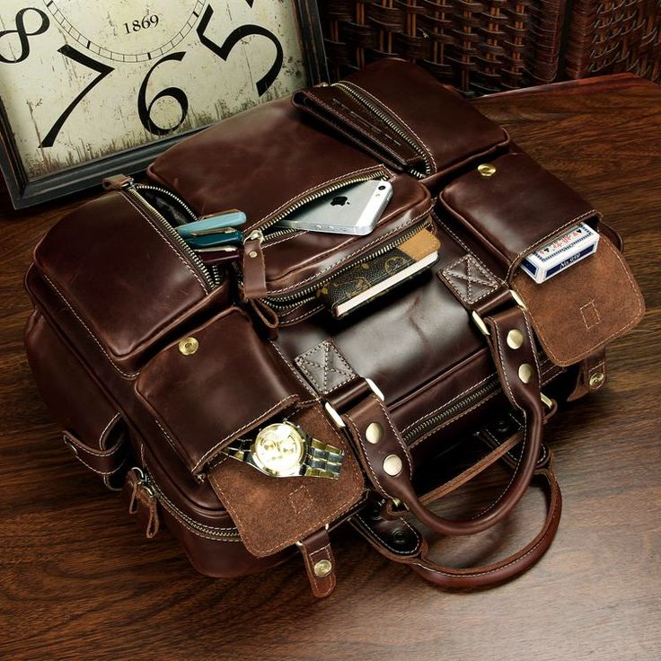 Best leather bags for travel