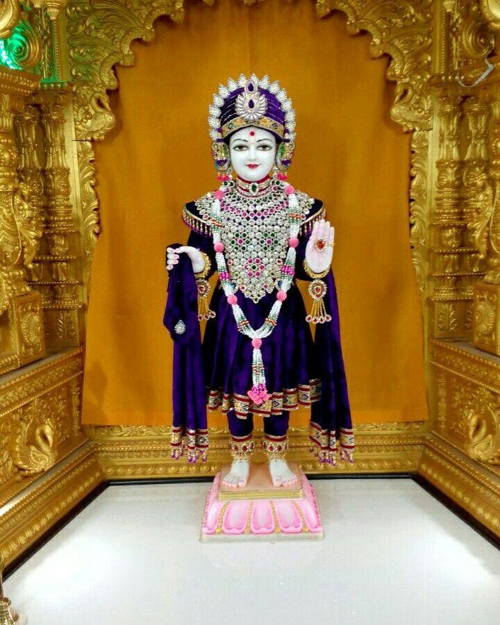 Shree Rupala Ghanshyam maharaj (Lord Swaminarayan)
