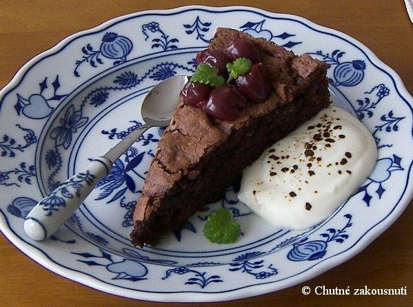 Báječný čokoládový dort z červené řepy