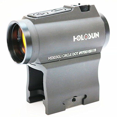 Airsoft Shooting Gear Holosun PARALOW HS503GU Circle Dot Sight * Want additional info? Click on the image.