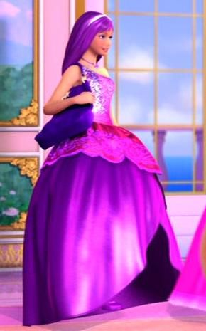 Cartoon character pictures barbie dresses