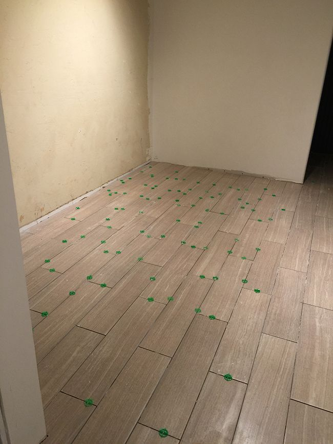 New Laundry Room: Gorgeous Floor tile (Leonia Sand porcelain tile) | Jenna Sue Design Blog