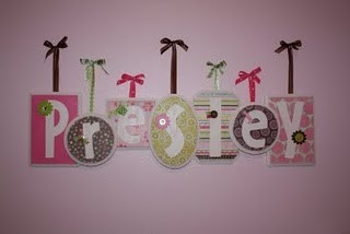 Little girls room: Names Plaques, Girls Names, Cute Ideas, Names Signs, Name Decorations, Baby, Names Decor, Girls Rooms, Kids Rooms