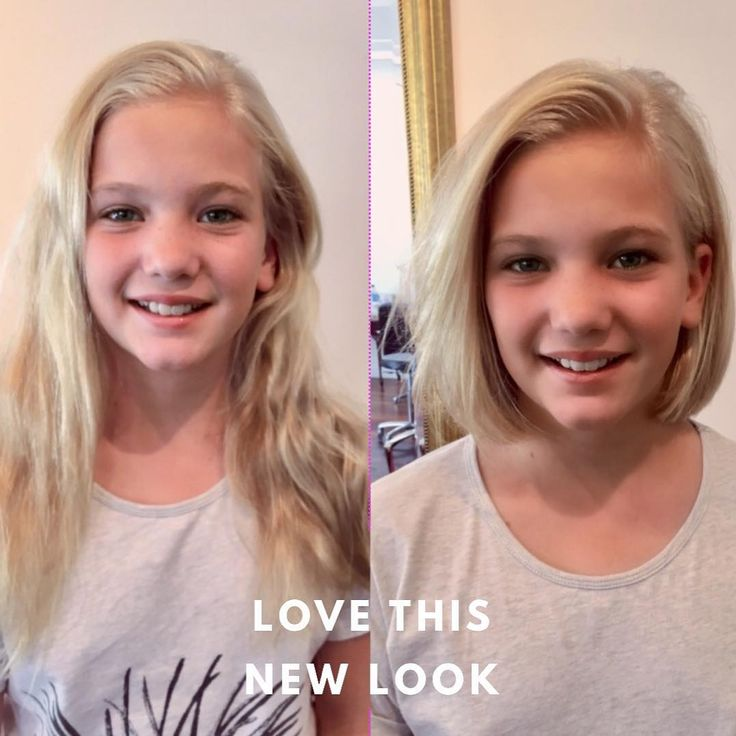 """86 Likes, 6 Comments - @salonnook on Instagram: """"One happy little lady #makeover #2017goals #upperchirnpark #goldcoastbestsalon…"""""""