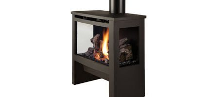 Direct Vent Freestanding Gas Stoves Gas Fireplace