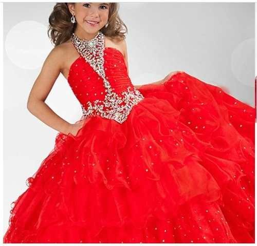 Pageant Dresses for 9 Year Olds