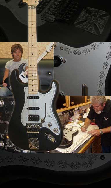 ギターのケーキ★Fender stratocaster (フェンダー ストラトキャスター)   魔法のバースデーケーキblog