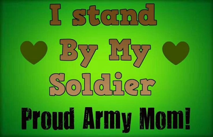 588 Best PROUD ARMY MOM Images On Pinterest