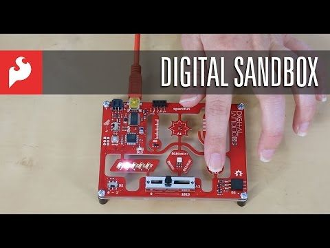 Digital Sandbox - DEV-12651 - SparkFun Electronics