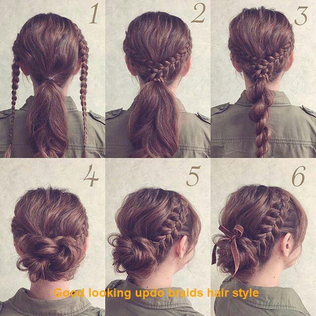 Pin On Braids Hair Style