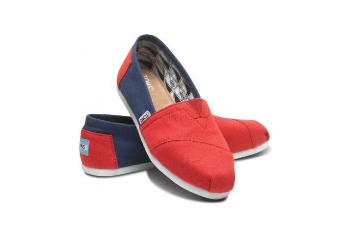 2014 New Arrival Toms Shoes University of Arizona