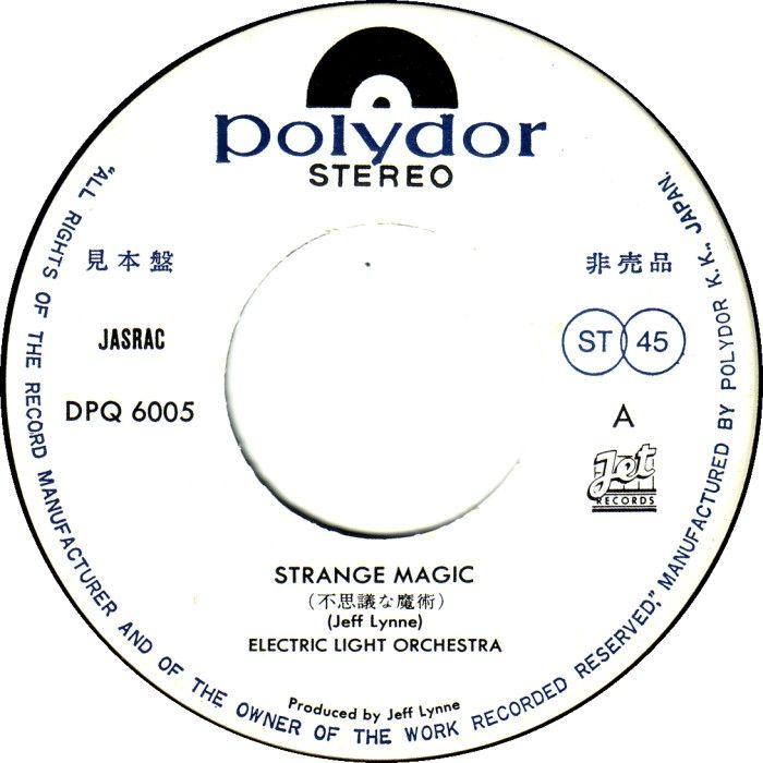 Lyric elo lyrics bruce : Best 25+ Elo strange magic ideas on Pinterest   Strange magic song ...