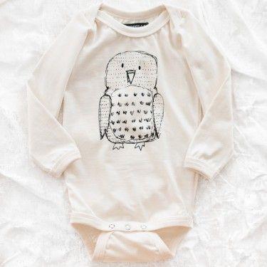aarrekid organic owl body