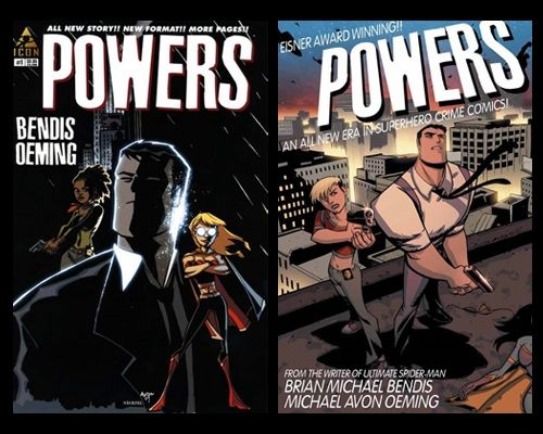 The 30 Comic Books You Should Have Read | Powers