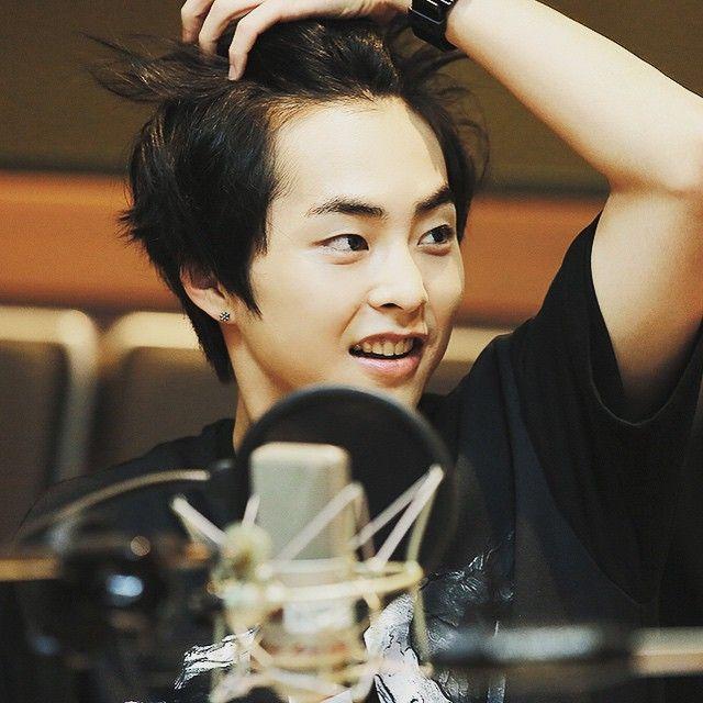 150625 MBC FM4U Kim Shinyoung's Noon's Hope Song Facebook Update !! ft. Xiumin
