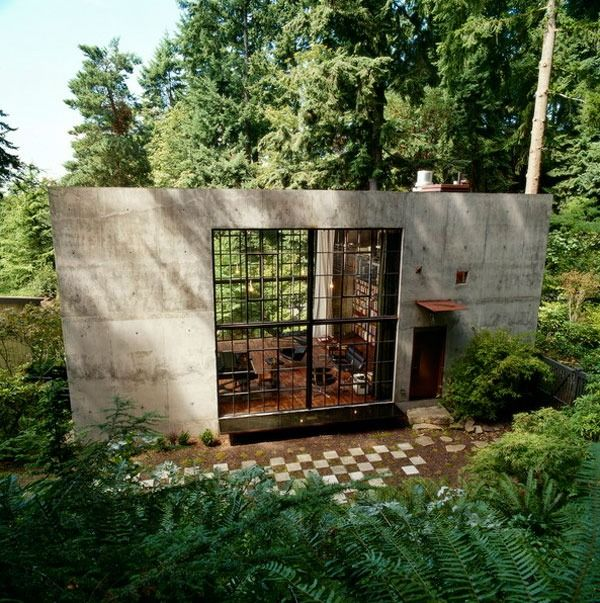 """The Brain"" by Olson Sundberg Kundig Allen Architects"