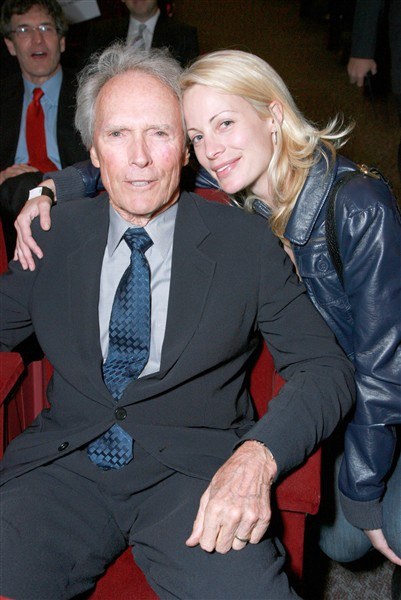 Clint Eastwood's daughter Alison weds TV sculptor | Story | Wonderwall