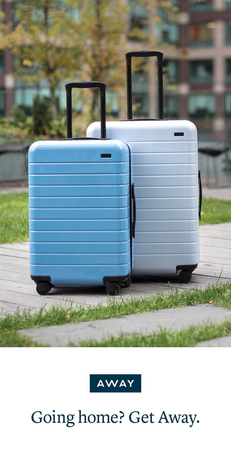 """""""Where form meets function. A reliable carry-on with a built-in phone charger? Sign us up."""" — Town & Country"""