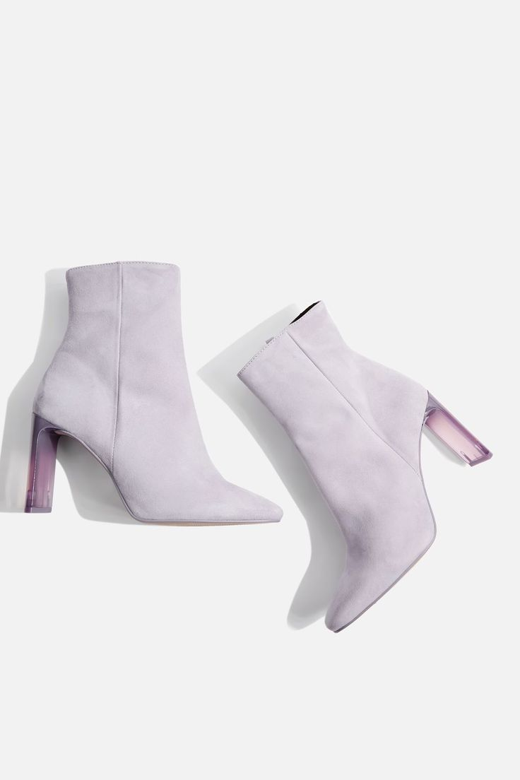 Hibiscus Ankle Boots