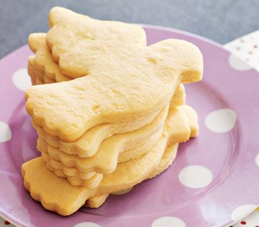 10 Ideas for Sugar Cookie Dough. We've all done the wonderful cut-outs but how cute would pecan logs look in a gift basket?!? Source offers great recipes including basic dough.