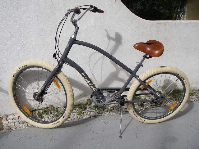 Bicicleta Electra Townie Balloon 3i