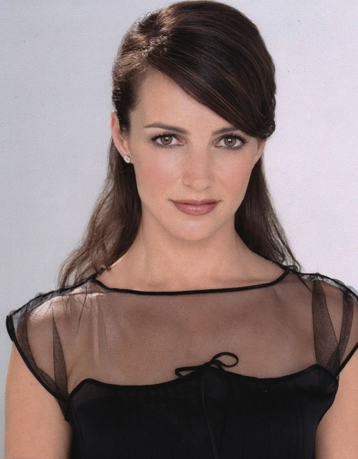 Kristin Davis from Sex and the City (SATC)