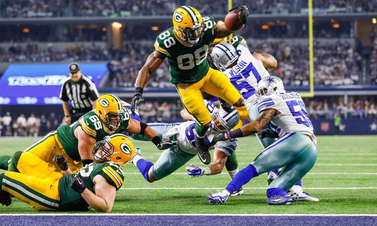 Packers' HC Mike McCarthy thinks Ty Montgomery is a No. 1 RB = When the Packers switched WR Ty Montgomery to running back last year, it was partly a move made by necessity, trying to give themselves a healthy back and some sort of a running game. However, head coach Mike McCarthy doesn't think of Montgomery as a wideout filling in when needed. He was asked if he could be a real No. 1 RB, and he said…..