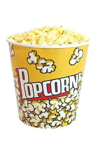 PR1008 Large Faux Popcorn Tub - Backdrop Outlet