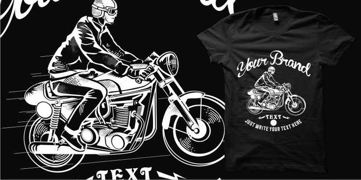Caferacer   TEXT jus sample.  color can be change.   FOR SALE !!!