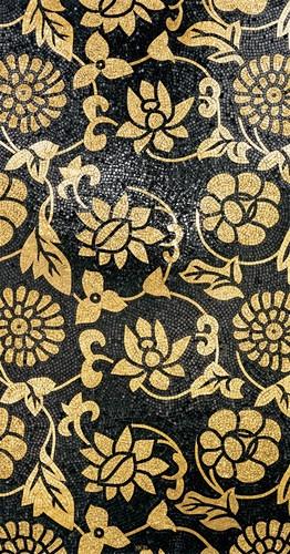 Beautiful SICIS glass mosaic pattern.