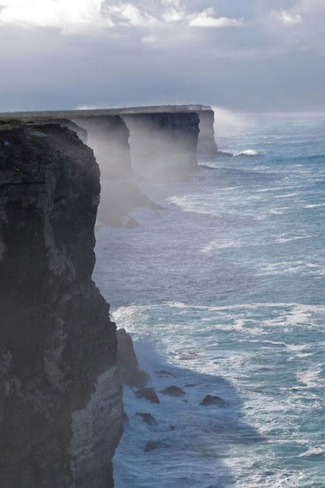 Bunda Cliffs, South Australia