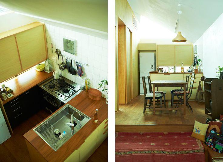 平澤 まりこさん 『アイデアのコラボレーション―人とのつながりから生まれた、温もりのある新築一軒家』 / INTERVIEWS / LIFECYCLING -IDEE-
