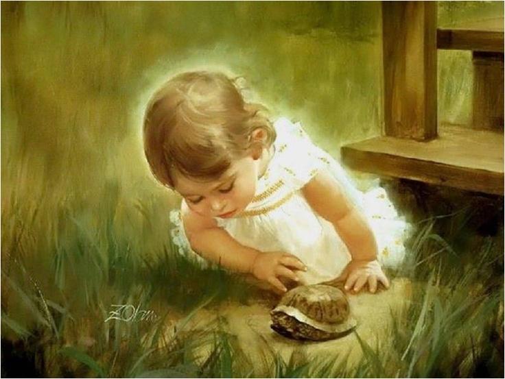 25 besten Donald Zolan Bilder auf Pinterest | Kinder malerei ...