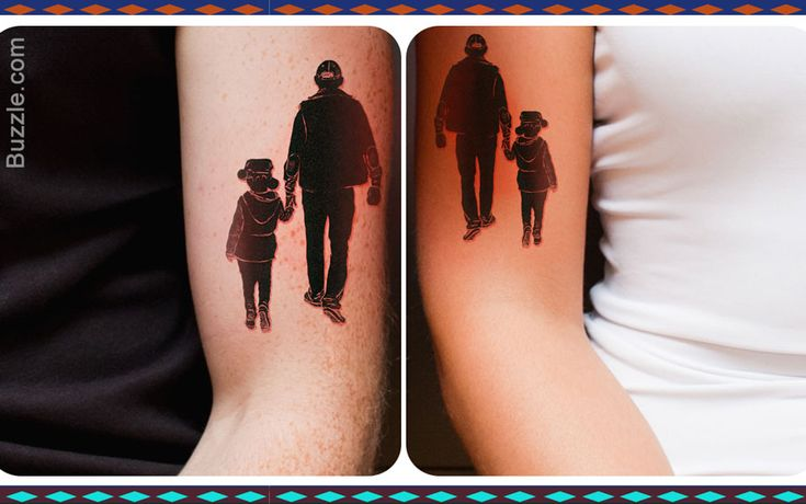 1000 ideas about father daughter tattoos on pinterest tattoos knot tattoo and tattoos for dads. Black Bedroom Furniture Sets. Home Design Ideas