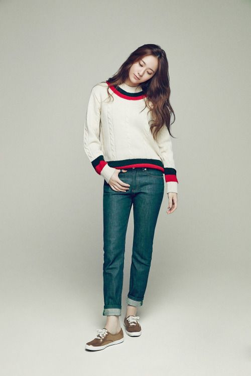 Krystal f(x) for Keds Korea